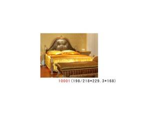 Кровать 180 с мягким изножьем
