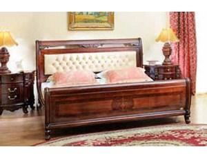 Кровать B 180*200 (Leather HB) без латофлекса