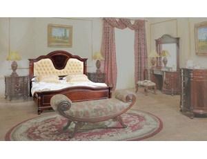 Кровать 180 изголовье массив
