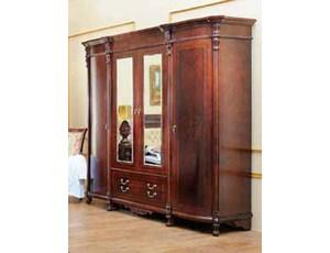 Шкаф 4х дверный с зеркалами