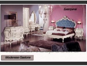 Спальня Вeatrice фабрика Modenese Gastone