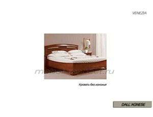 Спальня Venezia фабрика Dell Аgnese