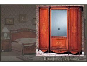 Шкаф 4х дверный