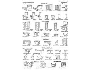 Технический каталог всей коллекции