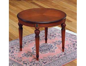 Столик чайный круглый