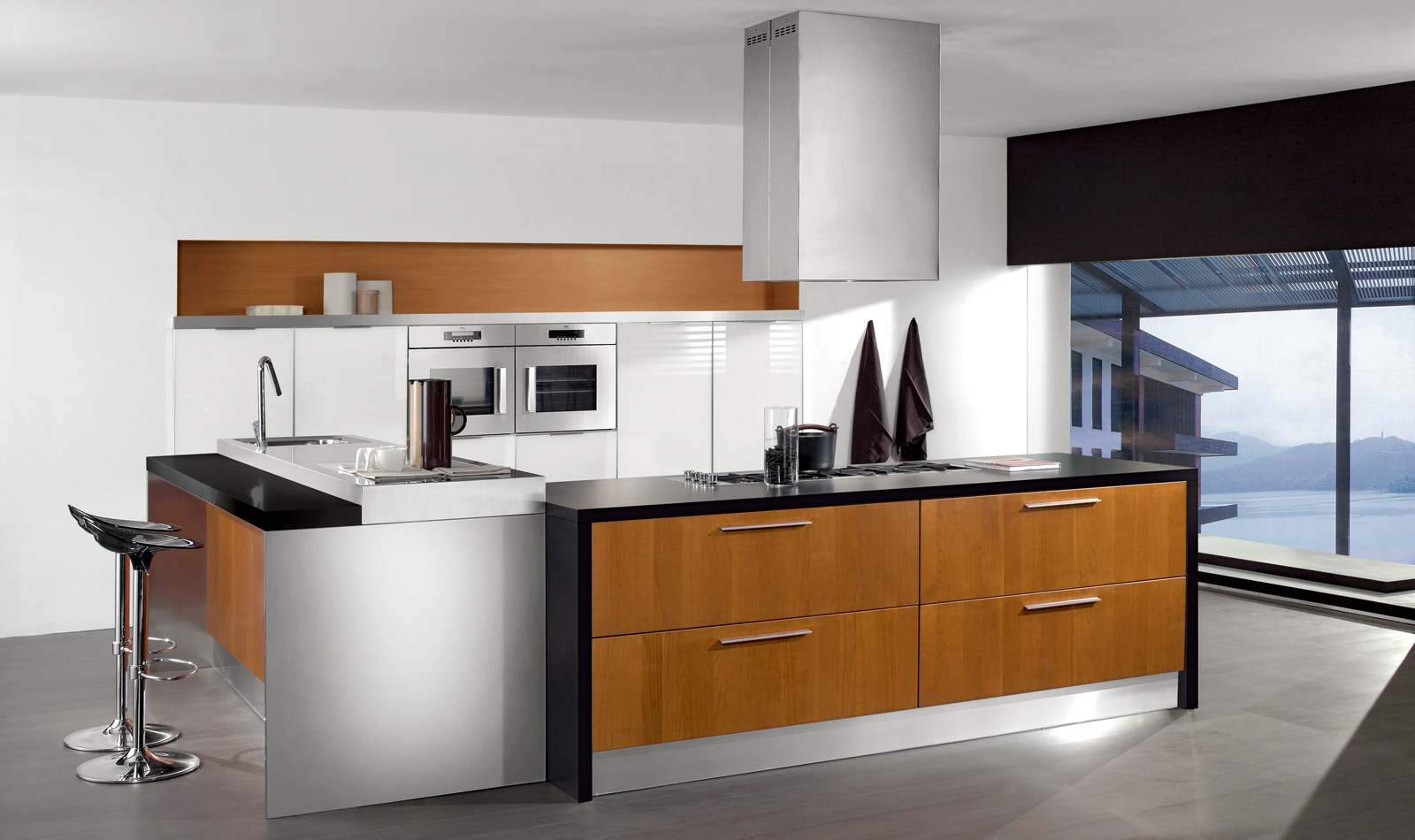 Cucine In Ciliegio Moderne Images - Home Ideas - tyger.us