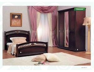 Кровать 160 изголовье массив