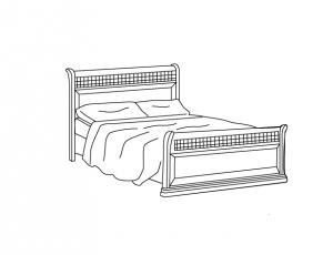 Кровать 160 Intreccio