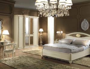 Cпальня Siena avorio фабрика Camelgroup