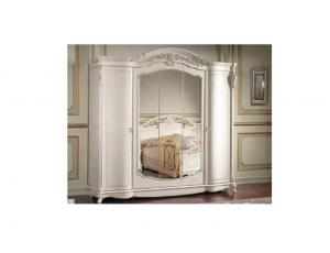 Спальня Afina белая c жемчугом фирма Анна Потапова