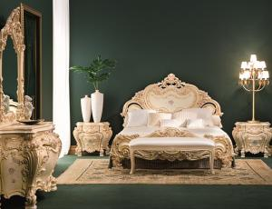 Мебельный гарнитур для спальни OLIMPIA  в стиле Барокко