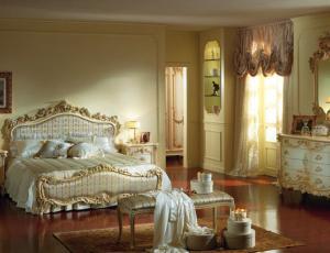 Мебельный гарнитур для спальни IGEA в стиле Барокко