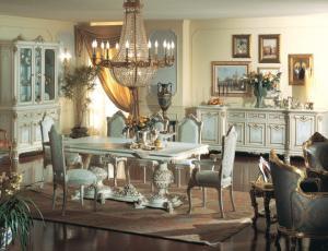 Мебельный гарнитур для гостиной DEMETRA в стиле Барокко