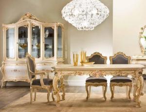 Мебельный гарнитур для гостиной DAFNE в стиле Барокко