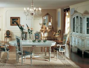 Мебельный гарнитур для гостиной ARTEMIDE в стиле Барокко
