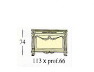 Письменный столик для машинки с 4-мя ящичками поверхность стола отделана кожей с позолоченной гравировкой