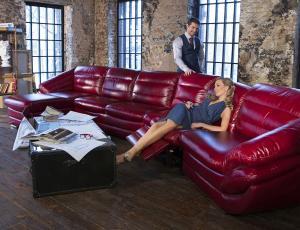 Мягкая мебель Моника фабрика Андреа