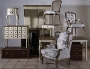 Cпальня Белая Роза фирма Maria Stefania