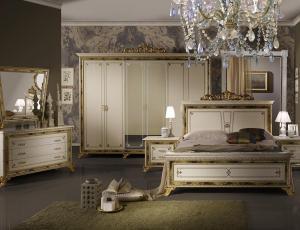 Спальня Катя беж фабрика Диа-мебель