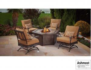 Плетеная мебель Ashmost фирма Эдем