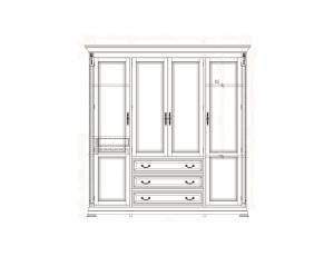 Кабинет Adalia фирма Корелла-мебель