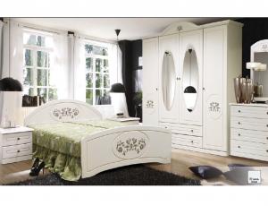 Спальня Арина фабрика Молодечномебель