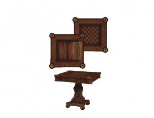 Стол шахматный HS-T1137 (865*865*780)
