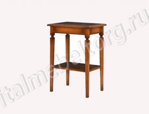 """Стол """"Классика - 2"""" (столик с нижней полочкой)"""