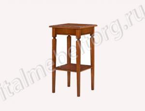 """Стол """"Классика"""" (столик с нижней полочкой)"""