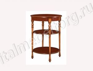 """Стол сервировочный """"Венеция - 2"""" ДК и Д (стол сервировочный с двумя нижними полками"""