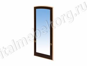 "Зеркало ""Парма - 5"" (зеркало с двумя крючками по бокам)"