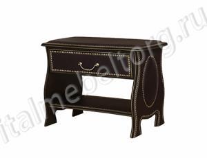 """Скамья с ящиком """"Шевалье - 2"""" (скамья с верхним выдвижным ящиком и нижней полкой для обуви)"""