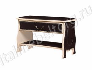 """Скамья с ящиком """"Шевалье - 3"""" (скамья с верхним выдвижным ящиком и нижней полкой для обуви)"""