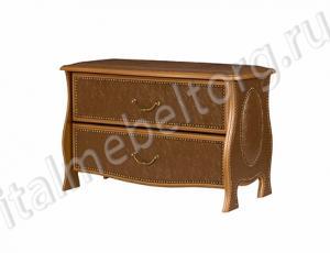 """Скамья с ящиком """"Шевалье - 3/1"""" (скамья с двумя выдвижными ящиками)"""