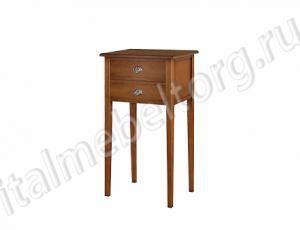 """Стол """"Диез - 2"""" (столик с двумя выдвижными ящик"""
