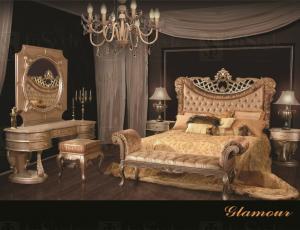 Спальня Гламур фирма Instylegroup