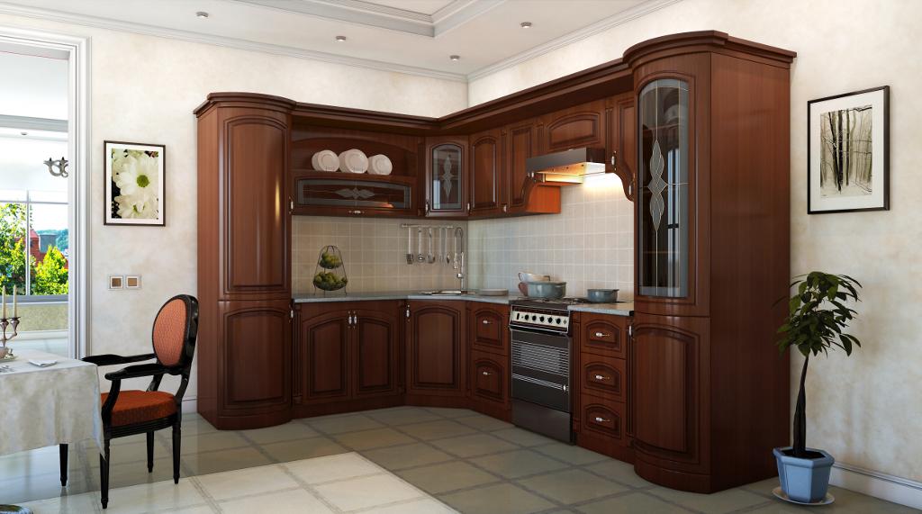Мебель для кухни - кухни фабрики росмебель (россия) - кухня .