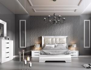Спальня FRANCO CARMEN WHITE фабрика ESF