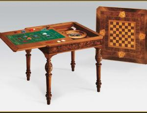 Стол для игры в рулетку