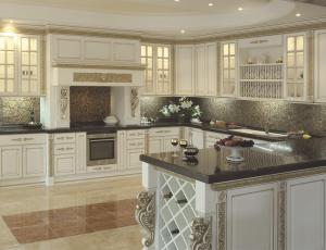 Кухня Екатерина Кухни из массива
