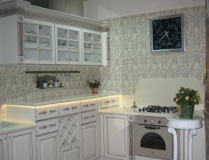 Кухня Екатерина фабрика Allex