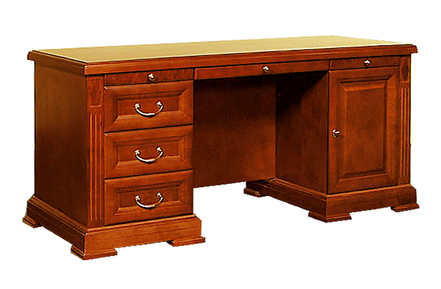 Столы - письменные - стол письменный da vinci арт. 1036 - mi.