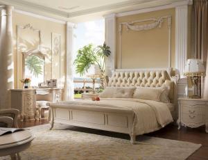 Спальня 236 коллекция белая  Топ-мебель Китай