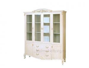 Кабинет 236 коллекция белая фирма Топ-мебель Китай