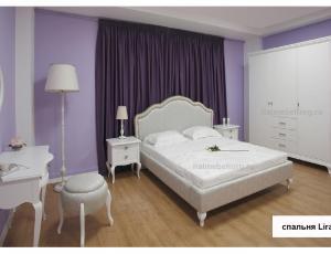 Спальня lira фабрика Эванти