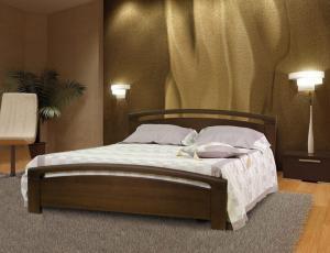 Кровать Бали 3 массив фабрика Диамант М