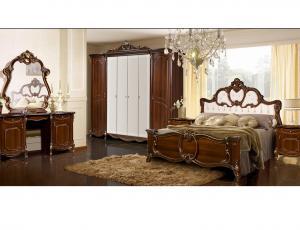 Спальня Лорена свертлая фабрика Мебель Юга