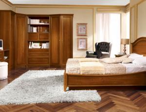 Спальня Nostalgia комплект на фото: