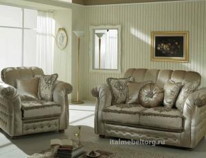 Мягкая мебель Florence фабрика Cis Salotti