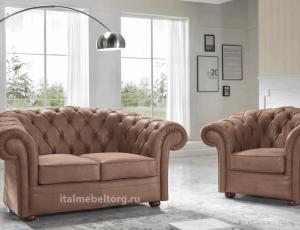 Мягкая мебель Tudor фабрика Cis Salotti